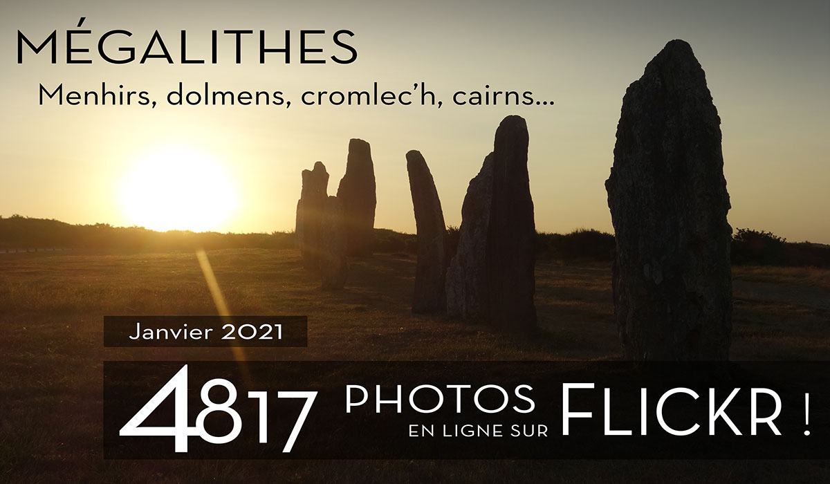 Plus de 4800 photos sur ma galerie Flickr !