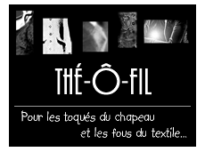 « Thé-Ô-Fil » : le salon de couture virtuelle !